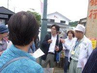 講師の森山氏と佐賀大学後藤先生