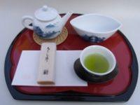 煎茶セット 500円