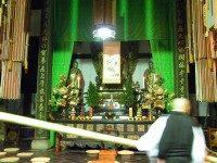 萬福寺 月見の茶会