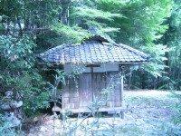 幻幻庵は比叡山の近くに今もひっそりと その姿を残していた。