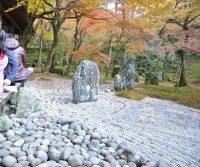 光明禅寺の石庭