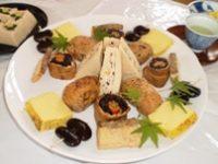 昨年の実地研修:昼食は小城で普茶料理